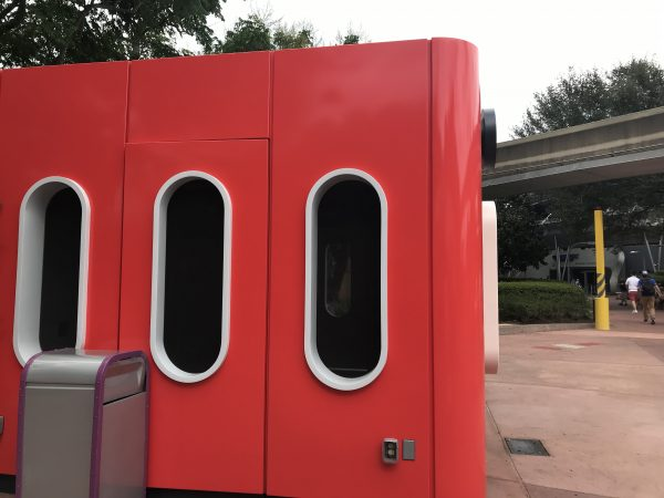 Epcot's New Donut Box Booth Has Replaced Taste Track 3