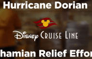Disney Continues to provide aid to those in the Bahamas affected by Hurricane Dorian