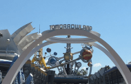 New Tomorrowland Sign Installed in the Magic Kingdom