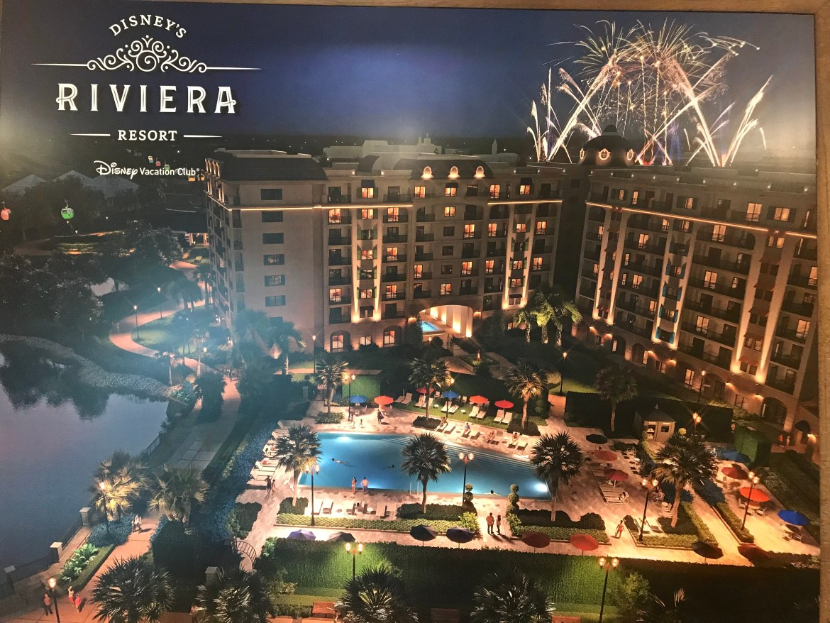 First Look At Disney's Newest DVC Resort The Riviera Resort