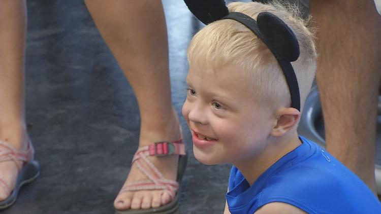 Boy Fighting Leukemia's Wish to Visit Disney World is Granted