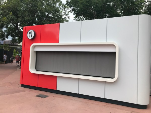 Epcot's New Donut Box Booth Has Replaced Taste Track 1