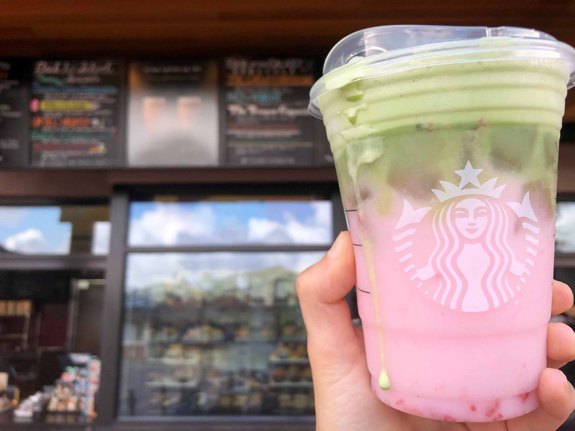 "Star Wars Drinks ""Jedi Mind Trick"" Their Way into Disney Springs' Starbucks"