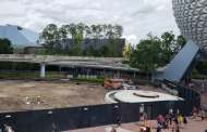 The Final Monoliths Removed from Epcot Walt Disney World!
