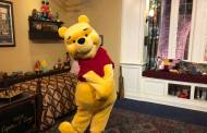 Winnie the Pooh Returns to Epcot