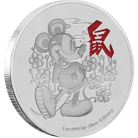 Disney Lunar Coin Collection Celebrates The 2020 Lunar New Year 2