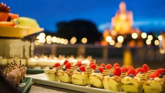 Magic Kingdom Fireworks Dessert Parties Rising In Price