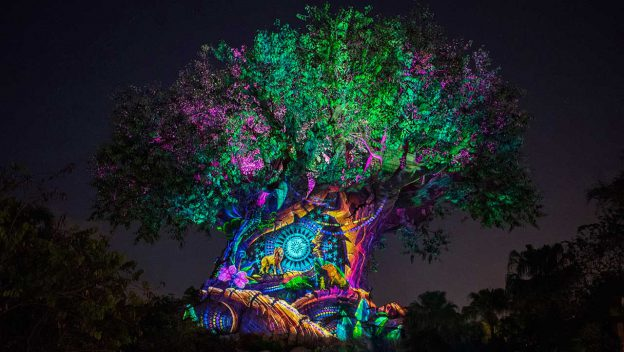 Roar in the New Year at Disney's Animal Kingdom