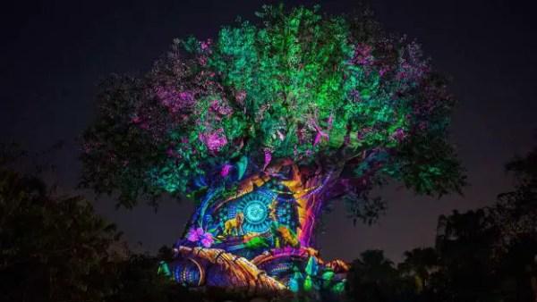 Roar in the New Year at Disney's Animal Kingdom 1