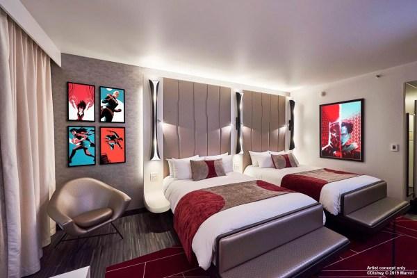 Disney's Hotel New York – The Art of Marvel to Open Summer 2020 4