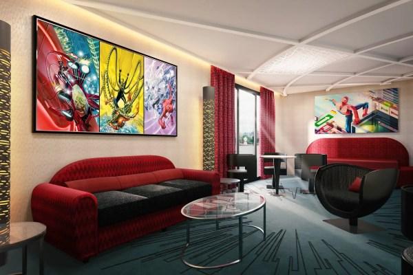 Disney's Hotel New York – The Art of Marvel to Open Summer 2020 6