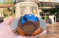 Galaxy Far, Far Away Espresso Mousse Dome is Out of this World
