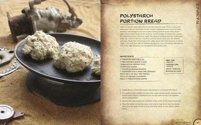 Black Spire Outpost Cookbook