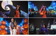 Frightfully Festive Halloween Photo fun at Disney PhotoPass Studio in Disney Springs