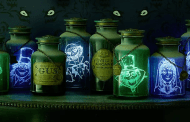 Haunted Mansion Ghost Jars Have Materialized On shopDisney