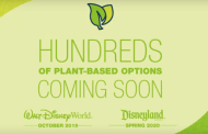 Disney is releasing new plant based food options for guests