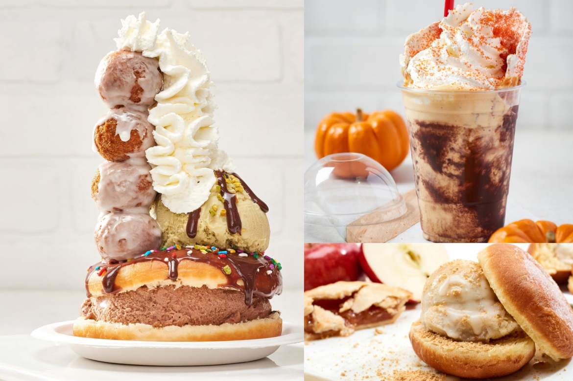 """""""Fall"""" In Love with the Autumn Inspired Treats From Vivoli Il Gelato at Disney Springs"""
