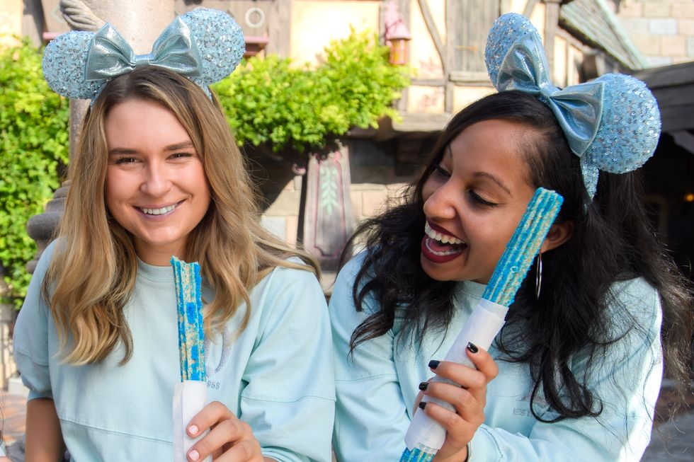 Disney's New Arendelle Aqua 'Frozen' Inspired Treats Coming Soon!