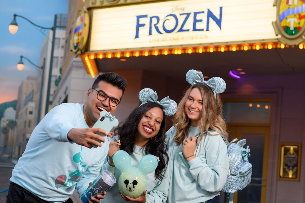Disney Arendelle Aqua Collection Is Frosty And Fabulous