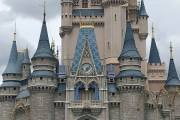 Cinderella Castle Dream Lights Installation Has Started For This Christmas Season