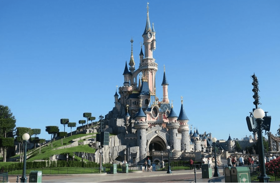 Disruption at Disneyland Paris as Man Takes Drugs and Disappears!