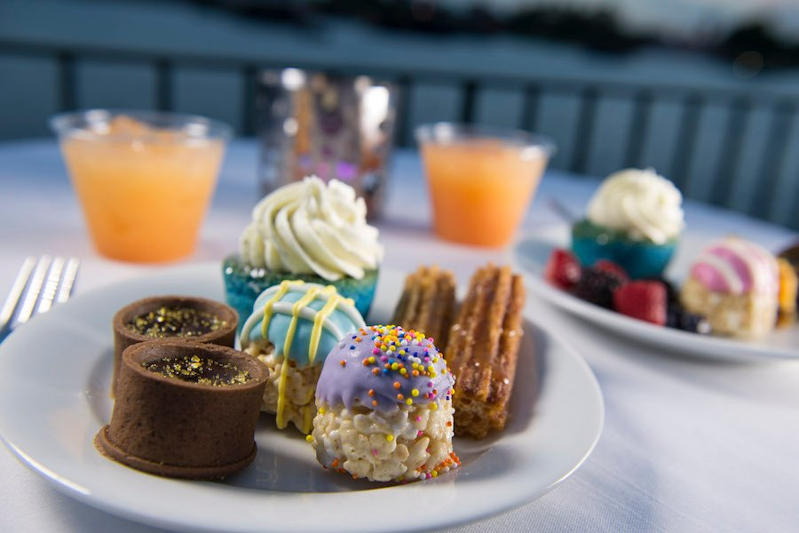 Epcot Forever Dessert Party Debuts October 1st