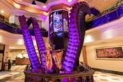 Halloween Time At Disneyland Resort Hotels