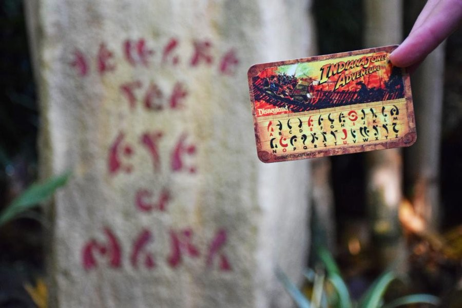 Discover The Secrets Of The Temple Of The Forbidden Eye At Disneyland