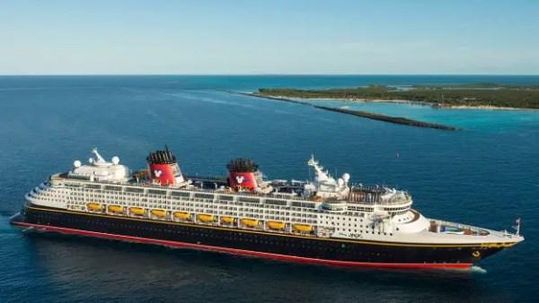 Disney Cruise Line Update on Hurricane Dorian 1
