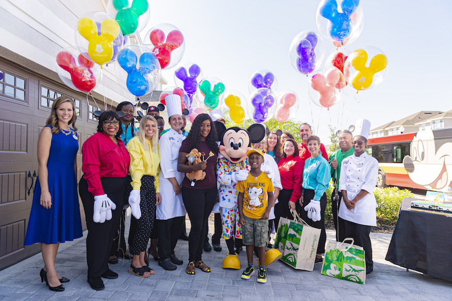 Jermaine Bell Surprised with WDW Vacation After Using Vacation Money for Hurricane Evacuees