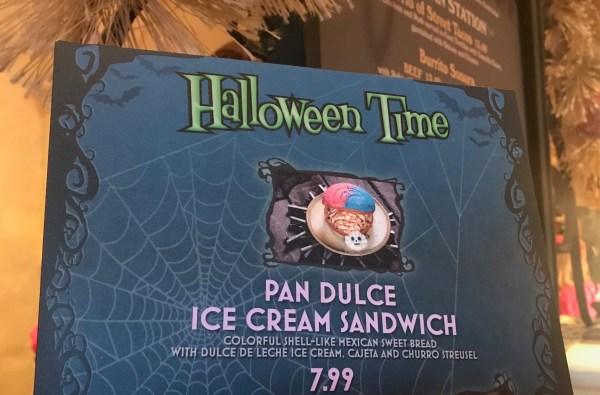 Introducing The New Pan Dulce Ice Cream Sandwich From Disneyland