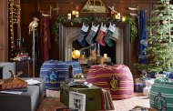Pottery Barn Harry Potter Collection Casts An Enchanting Spell