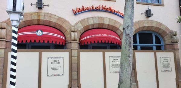 Keystone Clothier is now open in Hollywood Studios 6