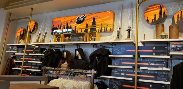 Keystone Clothier is now open in Hollywood Studios 3
