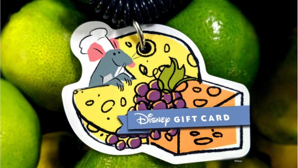 New Epcot Food And Wine Disney Gift Card