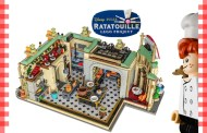 LEGO Ideas: Ratatouille LEGO Set, Inspired By Gusteau's Restaurant