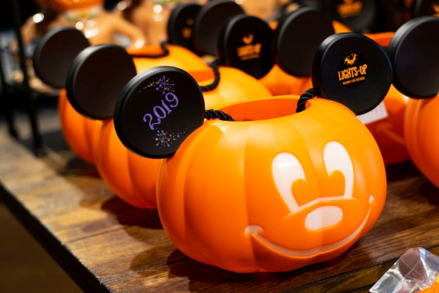 Disney Halloween Personalization