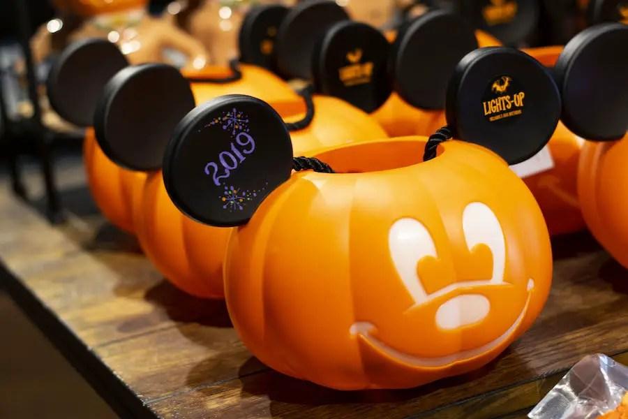 Disney Halloween Personalization