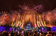 Disney Parks Blog To Stream 'Disney's Not So Spooky Spectacular' Fireworks Display September 15th