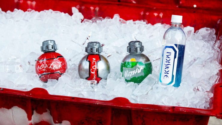 TSA Reversed the Decision on SWGE Coke Bottles