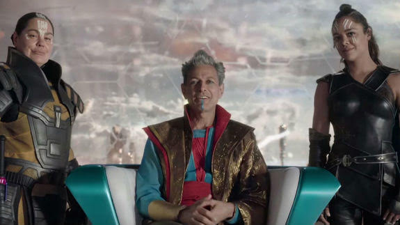 Hilarious Grandmaster Meme Changes 'Thor: Love and Thunder' Title