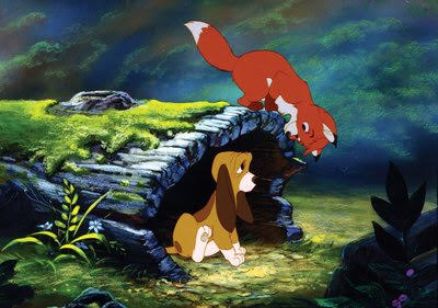 Disney Looking at 'Fox and the Hound' for a Live-Action Remake 4