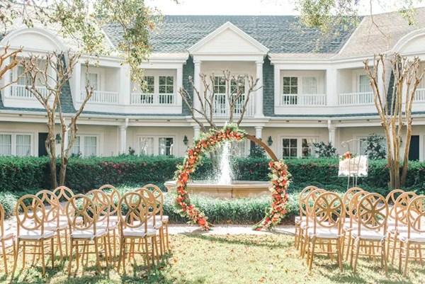 Disney's Fairytale Weddings Showcase At Walt Disney World In 2020! 3