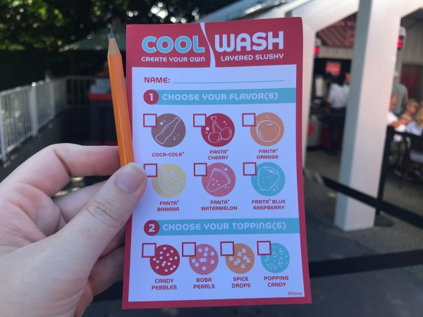 The New Cool Wash At Epcot Has A Refreshing Revamp 2