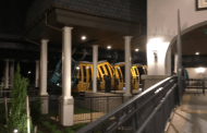 Guests stuck on Disney's Skyliner due to accident at loading station