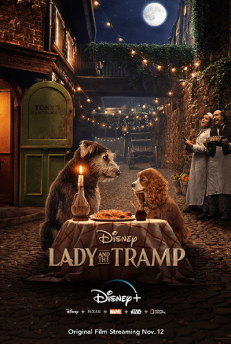 New Trailer for Disney's Lady and the Tramp Live Action 1