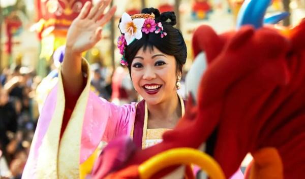 Disney California Adventure Lunar New Year Festival Returns in 2020 2