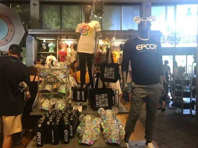 Epcot Experience Merchandise