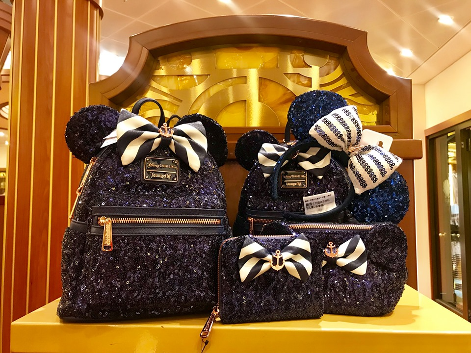 Disney Cruise Line Nautical Navy Collection Sails Away With Style