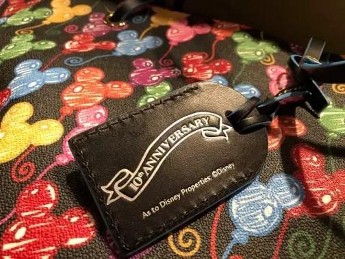 Take A Closer Look At the 10th Anniversary Disney Dooney & Bourke Handbags 14